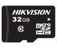 Hikvision HS-TF-P1/32G Карта памяти Micro SD