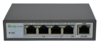 Коммутатор PoE-Link PL-541FA 60Вт (PoE Switch)